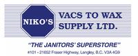 Niko's Vacs To Wax Supply Ltd.