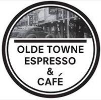 Olde Towne Espresso Cafe