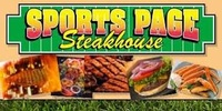 Sports Page Steakhouse