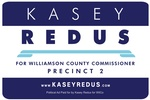Kasey Redus for Williamson County Commissioner Precinct 2