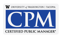 UWT - Certified Public Manager Certificate