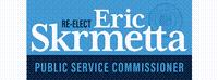 Louisiana Public Service Commissioner Eric Skrmetta