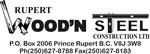 Rupert Wood'N Steel