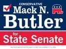 Mack Butler for State Senate