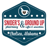 Ground Up Coffee & Smoothies / Snider's Pharmacy