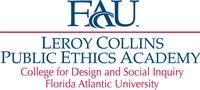 Florida Atlantic University - LeRoy Collins Public Ethics Academy