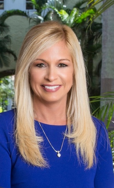 February Corporate Virtual Breakfast; Kelly Smallridge, CEO, Business Development Board (BDB)  of Palm Beach County