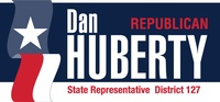 Dan Huberty, Texas State Representative Dist. 127