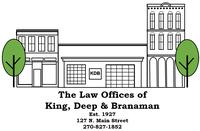 King, Deep & Branaman