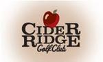 Cider Ridge Golf Club