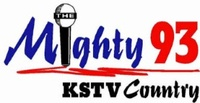 KSTV The Mighty 93 and Fiesta 1510 AM