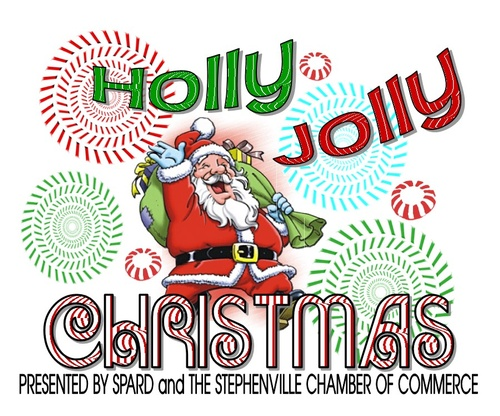 Holly Jolly Christmas Dec 14 2020 Publiclayoutevents Stephenville Chamber Of Commerce Tx