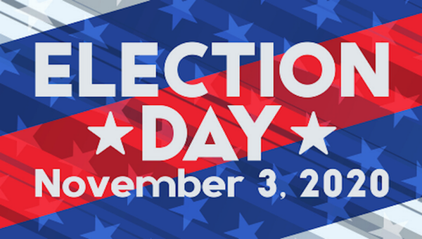 ELECTION DAY November 2020 - Voting Info - Nov 3, 2020 - publiclayoutevents  - Stephenville Chamber of Commerce, TX