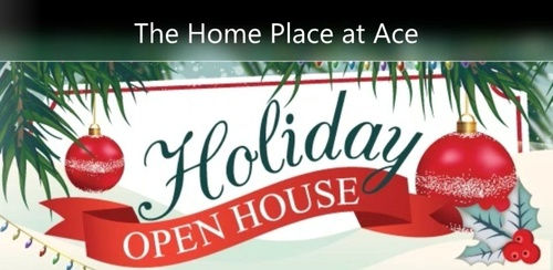 Places Open On Christmas Day 2020 Home Place at Ace Holiday Open House   Nov 7, 2020