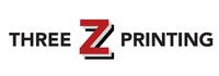 Three Z Printing