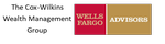 Cox-Wilkins Wealth Management of Wells Fargos Advisors