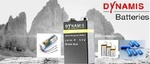 Dynamis Lithium Batteries