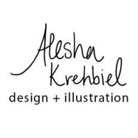 Alesha Krehbiel Design and Illustration