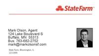 State Farm Insurance/Mark Olson