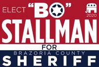 Bo Stallman for Brazoria County Sheriff