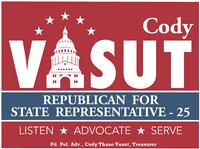 Cody Vasut for State Representative