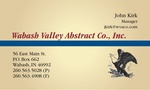 Wabash Valley Abstract Company, Inc. of Wabash