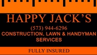 Happy Jack's Handyman Services