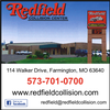 Redfield Collision Center