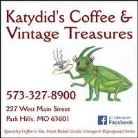 Katydid's Coffee & Vintage Treasures, LLC
