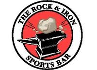The Rock & Iron