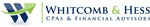 Whitcomb & Hess CPAs and Financial Advisors