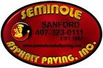 Seminole Asphalt Paving