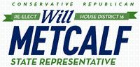 Texas State Representative Will Metcalf