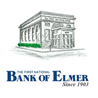 The First National Bank of Elmer