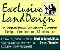 Exclusive Land Design