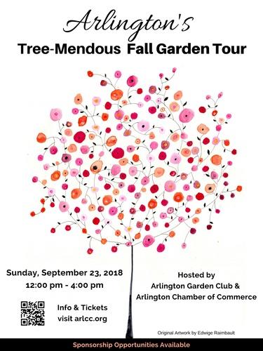 Arlingtonu0027s Tree Mendous Fall Garden Tour