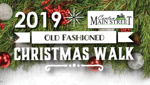 Christmas Event 2020 Canton Old Fashioned Christmas Walk   Dec 4, 2020   hidden page   Canton