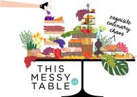 This Messy TableLA