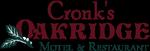 Cronk's Oakridge Motel, Inc.