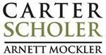 Carter Scholer Arnett & Mockler