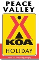 Murphy/Peace Valley KOA Holiday