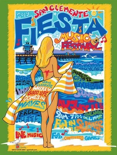San Clemente Fiesta Street Festival