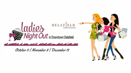 Ladies Night Out December - Dec 13, 2018 - Delafield Chamber of Commerce, WI