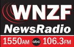 WNZF News Radio 1550 AM & 106.3 FM