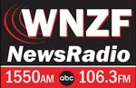 WNZF News Radio 1550 AM & 106.3 FM