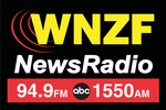WNZF News Radio 1550 AM & 94.9 FM