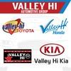 Valley Hi Toyota, Honda, Kia