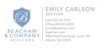 Emily Carlson Beacham & Company Realtors