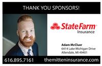 Adam McCluer - State Farm Insurance Agent