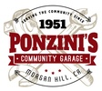 Ponzini Community Garage